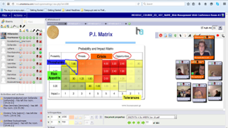 Human Asset's Synchronous Training Platform