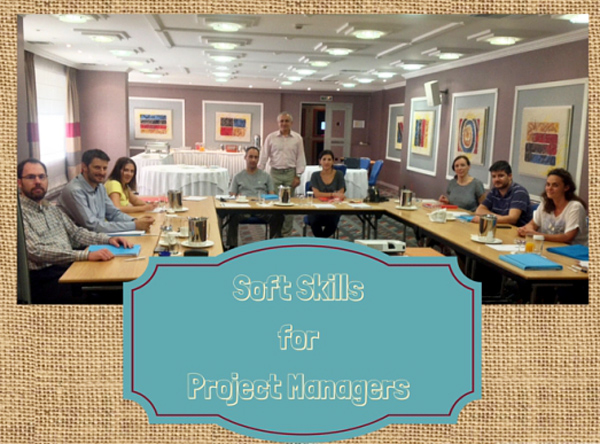 Soft Skills for Project Managers Seminar, Athens, June 2016